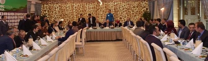 Başkan Sekmen AK Parti Erzurum il teşkilatıyla buluştu galerisi resim 1
