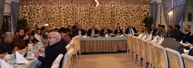 Başkan Sekmen AK Parti Erzurum il teşkilatıyla buluştu galerisi resim 2