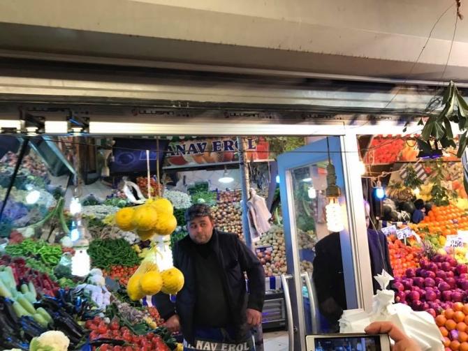 Bakan Müezzinoğlu Bursa esnafını ziyaret etti galerisi resim 2