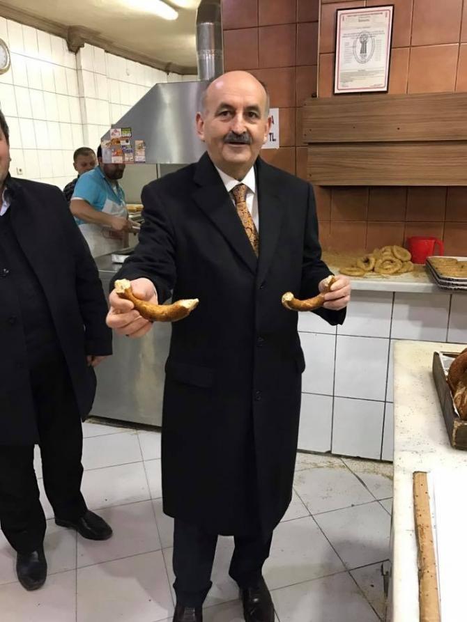 Bakan Müezzinoğlu Bursa esnafını ziyaret etti galerisi resim 5