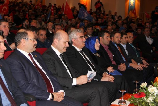 """Bakan Soylu Kılıçdaroğlu'na seslendi: """"Adamlarını derle topla& galerisi resim 3"""