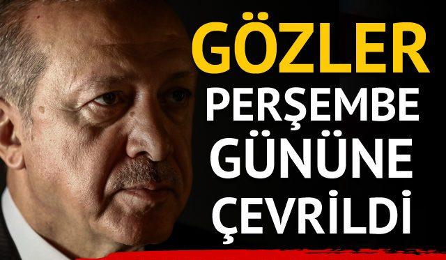 Gözler Cumhurbaşkanı Erdoğan'ın açıklayacağı manifestoda