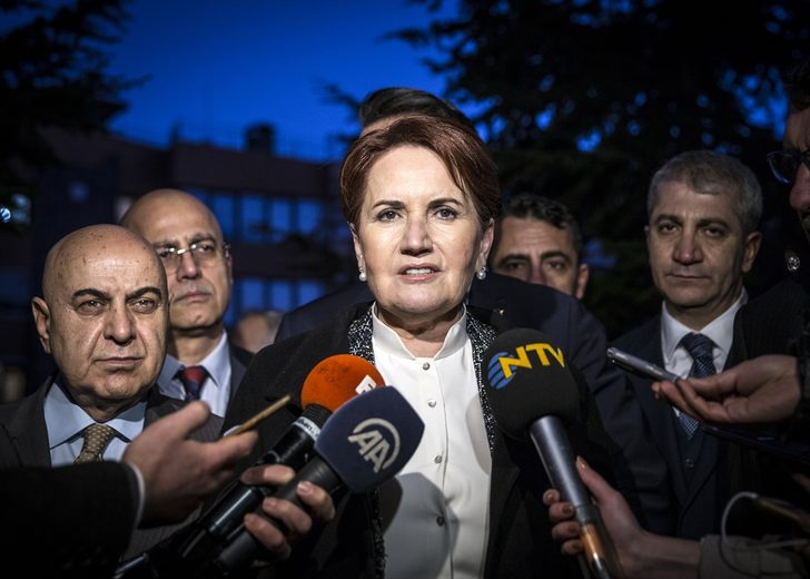 Meral Akşener'den Iğdır'da Cumhur İttifakı'na destek
