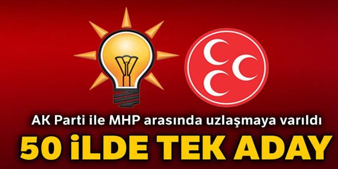 Cumhur İttifakı genişledi hangi iller MHP'ye hangi iller AK Parti'ye bırakıldı
