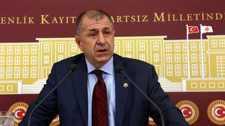 Ümit Özdağ yakın çevresine söylemiş İYİ Parti'de ciddi kriz var