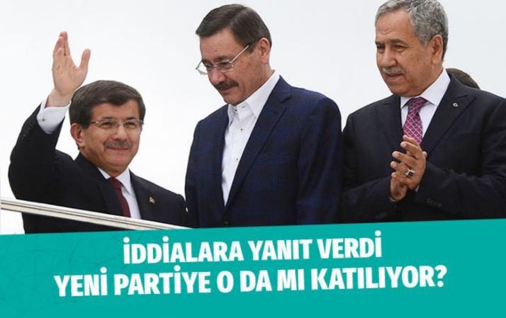 Gökçek açıkladı Ahmet Davutoğlu'nun partisine mi katılıyor?