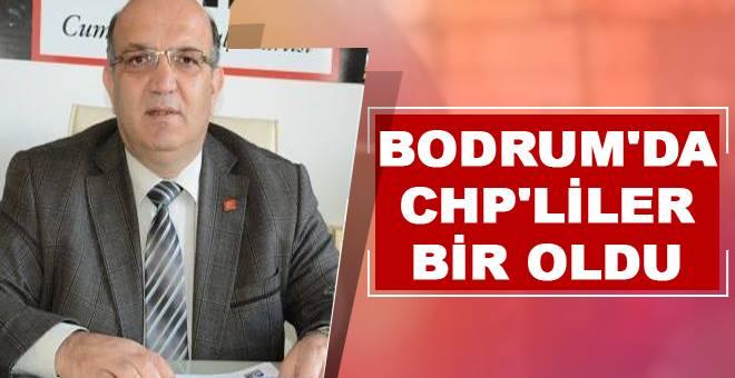 Bodrum'da CHP tek vücut!