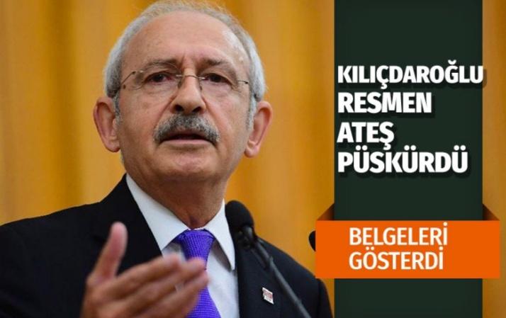 Kemal Kılıçdaroğlu'ndan son dakika açıklamalar...