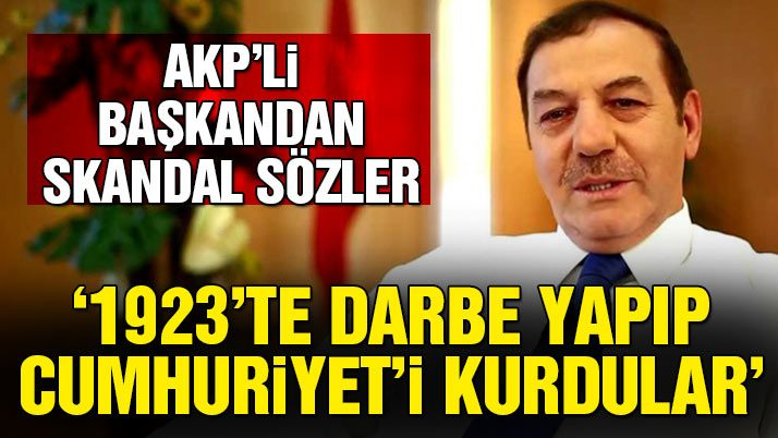AK Parti'li Esenyurt Belediye Başkanından skandal sözler!
