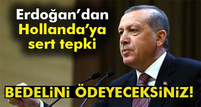 Cumhurbaşkanı Erdoğan, Hesabını vereceksiniz!