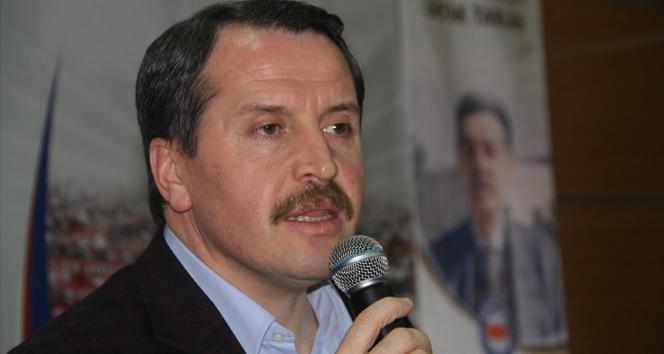 Yalçın: 'Hayır demek, PKK'yı, FETÖ'yü sevindirmek demek'