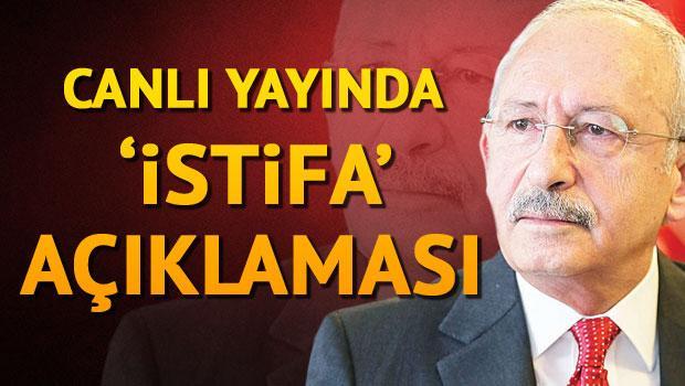 Kılıçdaroğlu'nun açıklamalar