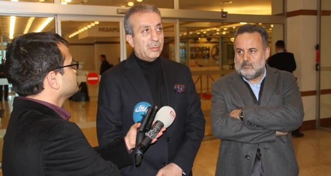 Eker: 'PKK'lılar iş yeri sahibini tehdit ederek...'