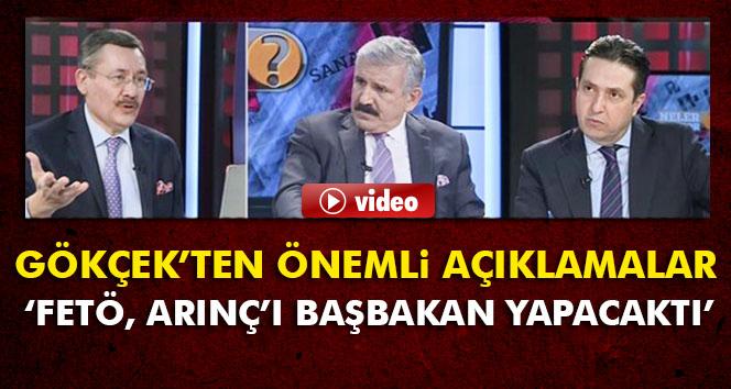 Bülent Arınç'ı başbakan yapacaklardı