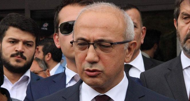 Elvan: FETÖ, PKK ve Avrupa yeni anayasadan rahatsız