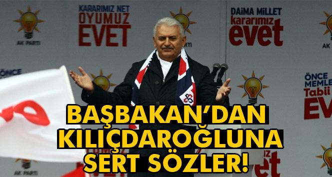 """Yıldırım: """"Türkiye'nin standartları yükselirken Avrupa'nın düşmeye başlıyor"""""""