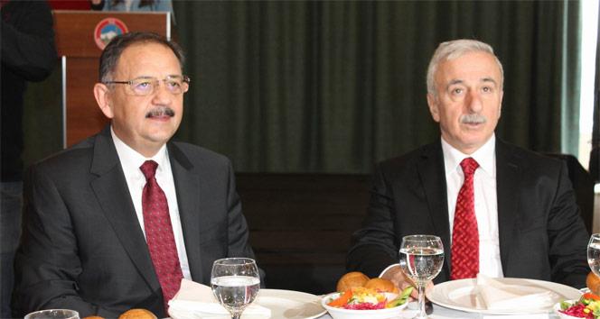 Özhaseki: 'PKK ve FETÖ'ye gereken dersi verdik'