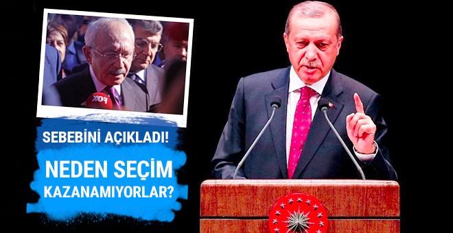Erdoğan'dan Kılıçdaroğlu'nu kızdıracak sözler!