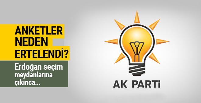 AK Parti referandum anketlerini neden erteledi?