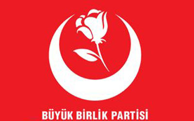 BBP'de hayır istifası