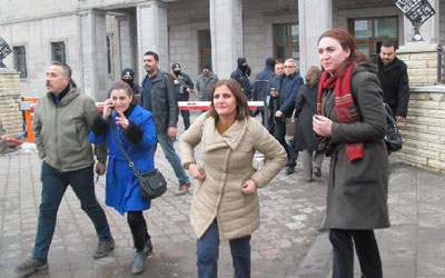 HDP'li vekil, serbest bırakıldı