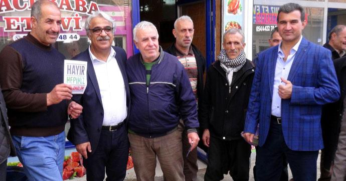 HDP'li Sancar: Sandık güvenliğinden endişeliyiz