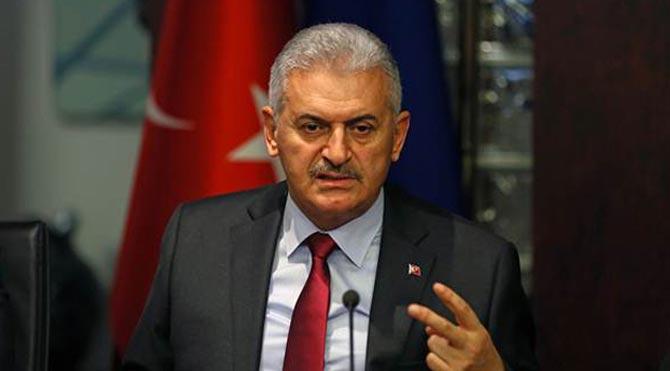 Başbakan Yıldırım'dan 'MHP' açıklaması
