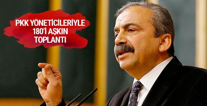 Önder: PKK ile 180'ı aşkın toplantı yaptık