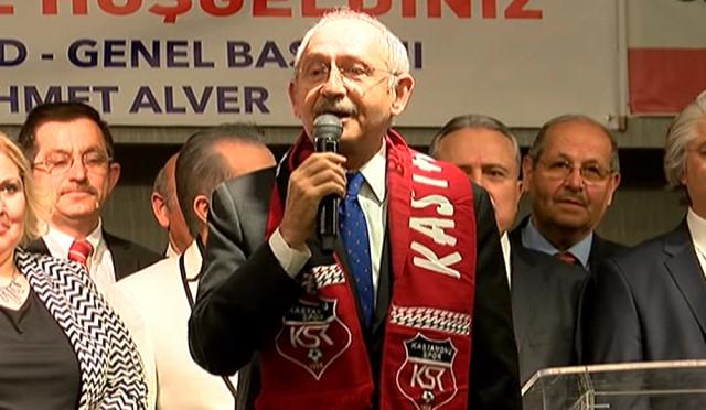 CHP Genel Başkanı Kılıçdaroğlu Açıklaması