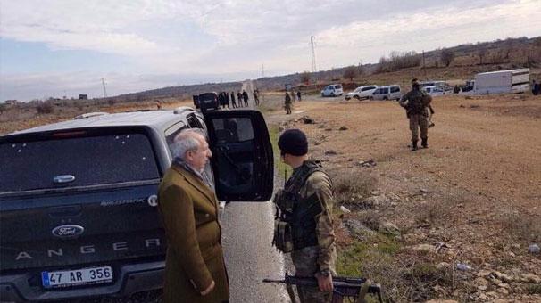 AK Partili vekilin geçiş güzergahında mayın paniği
