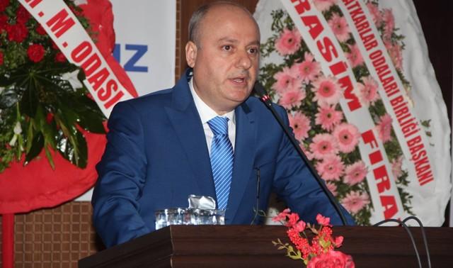 Akgüloğlu'dan AK partiye çağrı