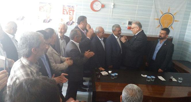 HDP'de referandum çatlağı!