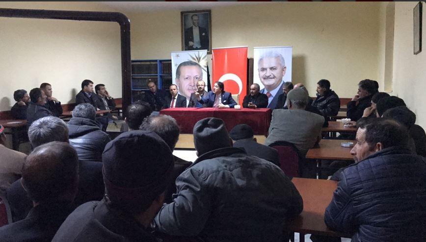 Aydemir: 'Doğu Anadolu Kardeşlik adresi'
