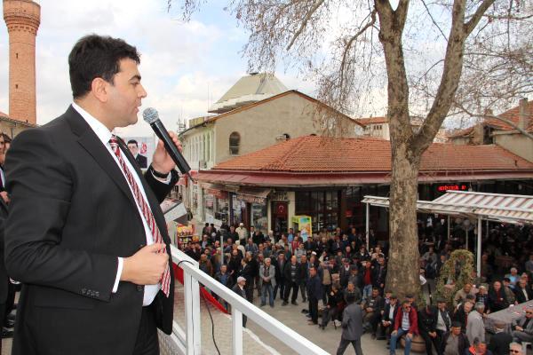 Erzurum'da İp Atanlar, Havlu attı