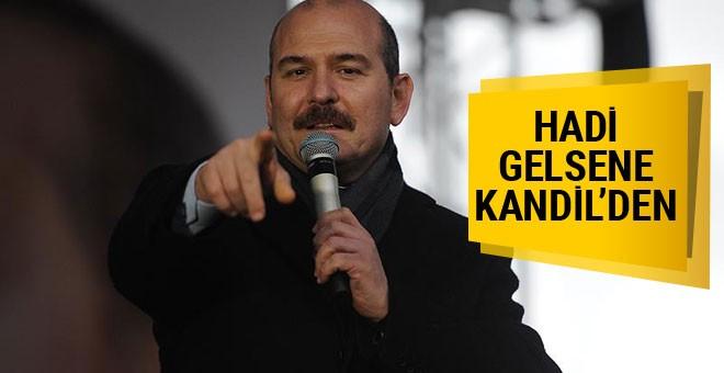 Soylu: PKK'nın adını sileceğiz