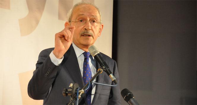 Kılıçdaroğlu: 'Hayır demenin onuru, evet demenin vebali vardır'