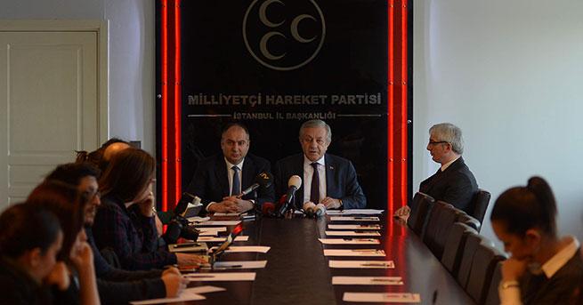MHP'li Adan'dan 'referandum' açıklaması