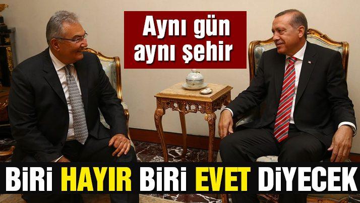 Deniz Baykal'la Erdoğan Adana'da 'buluşacak'