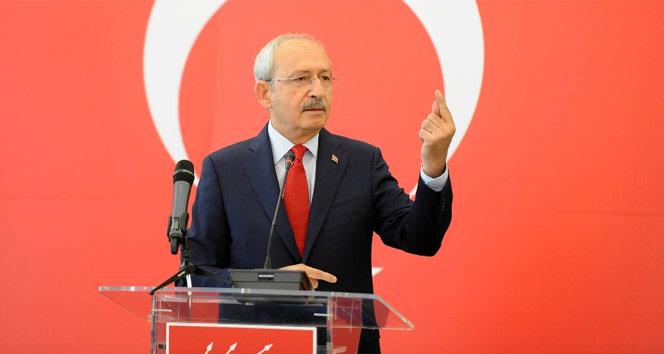 """Kılıçdaroğlu: """"Yeni anayasa bir parti devleti oluşturacak"""""""