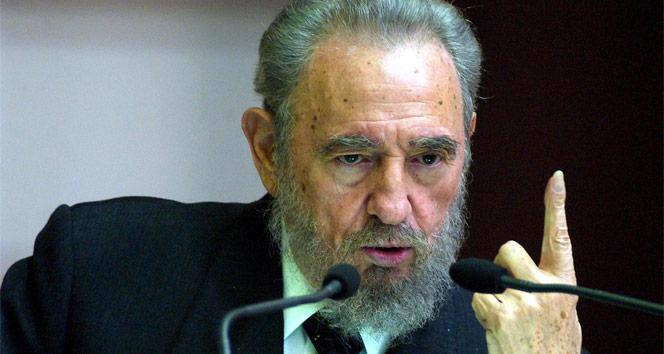 Fidel Castro'nun adı Çankaya'da