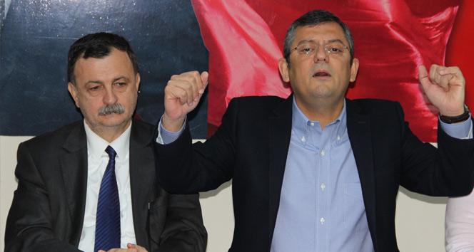 CHP'li Özel'den Bahçeli'ye sert eleştiri