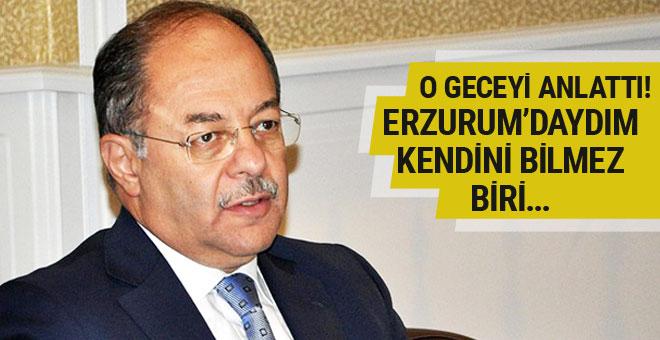 Bakan Akdağ, Veli Hocayı dinletti!