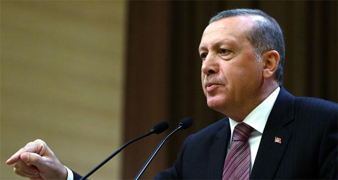 Erdoğan uçakta açıkladı