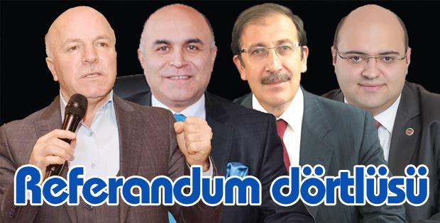 Referandum DÖRTLÜSÜ!