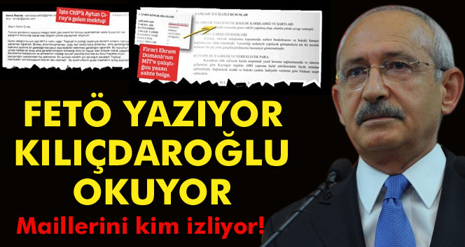 Yaşar: 'Kılıçdaroğlu'na gelen mailin hikâyesi'