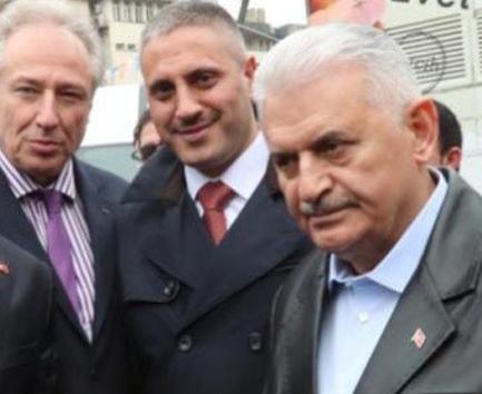 Osmanlı Ocakları'ndan Başbakan Yıldırım'a destek