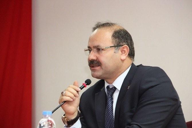 Milletvekili Deligöz, 10 Nisan Polis Haftasını kutladı