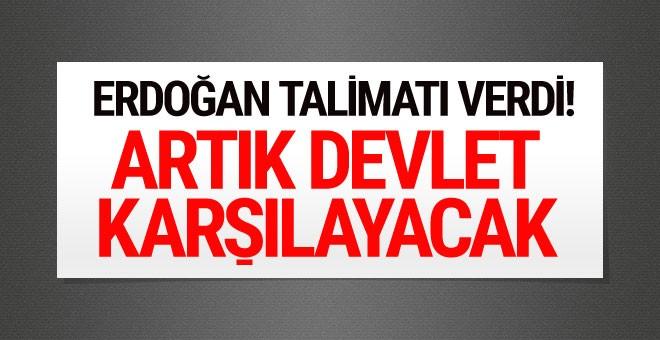 Erdoğan Başbakan'a talimat verdi!