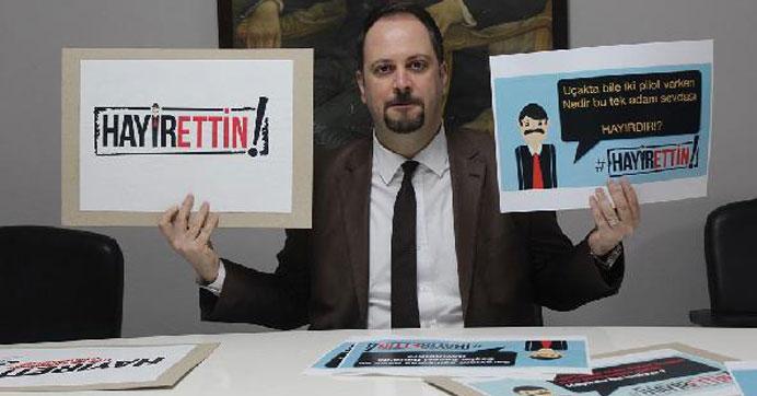 CHP'den 'Hayırettin'li kampanya!