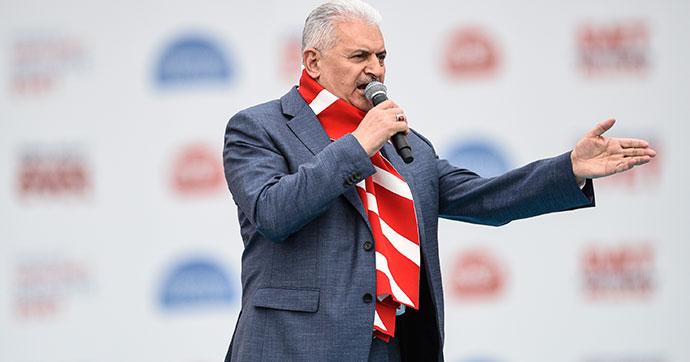 Başbakan'ın Konya programı iptal